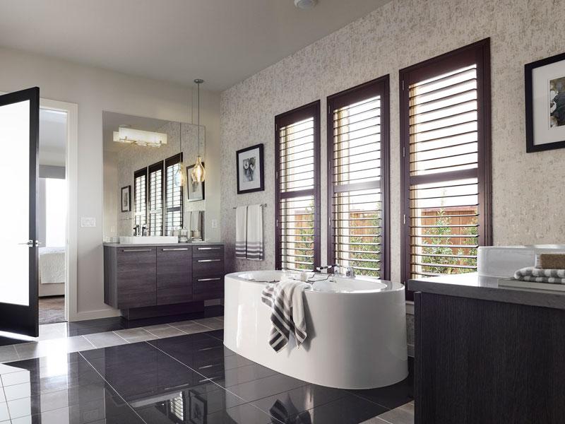 Sterling Color Scheme - Baths