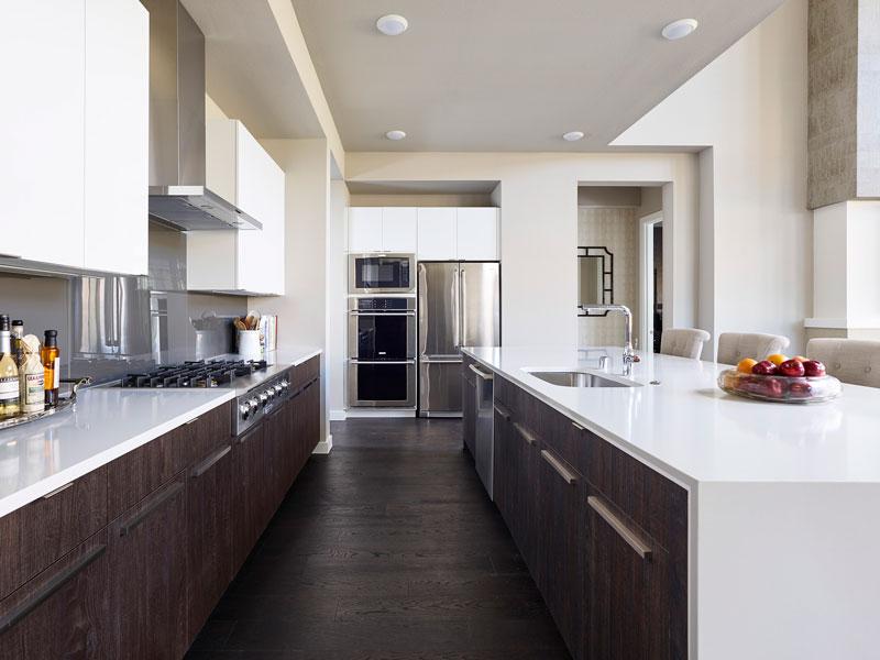Raven Color Scheme - Kitchens
