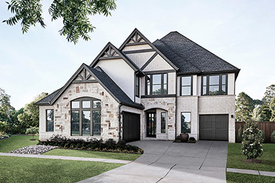 Creekside at Colleyville Display Homes