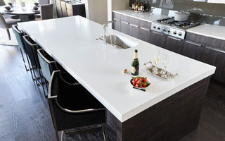 Supersized Kitchen Island