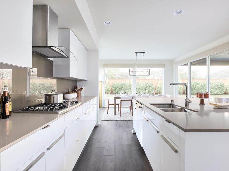 Amaretti Color Scheme - Kitchens