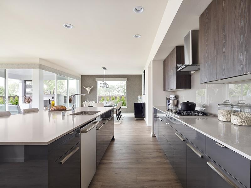 Pebble Color Scheme - Kitchens