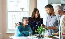 Multi-Generation Home Design - Dual Master Suites