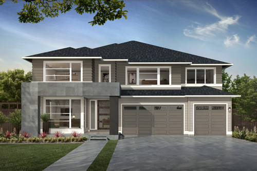 Multi-Generation Home Design - Avoca