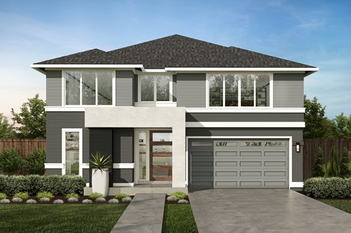 Multi-Generation Home Design - Lawson