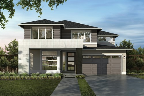 Multi-Generation Home Design - Tennyson
