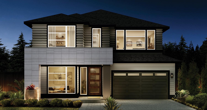 Dynasty II home design exterior