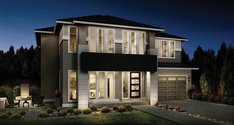 Eminent home design exterior