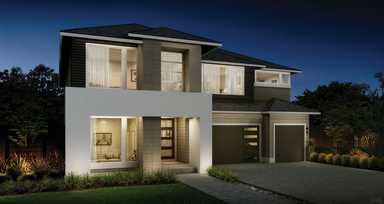 Envy home design exterior