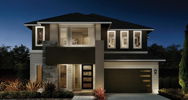 Legacy home design exterior
