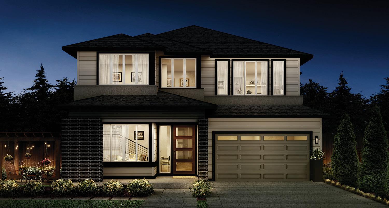 Noble home design exterior